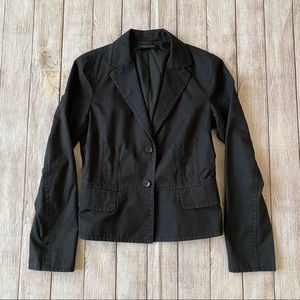 Marc Jacobs 2 Button Cotton Blazer